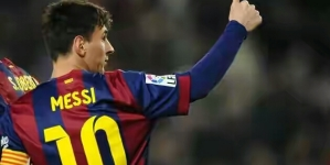 Messi scores 400 goals for FC Barcelona