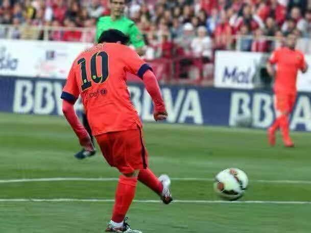 Drawn but still Barça the Liga Leaders