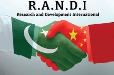 RAN*I-चीन और पाकिस्तान के मिलन का परिणाम।