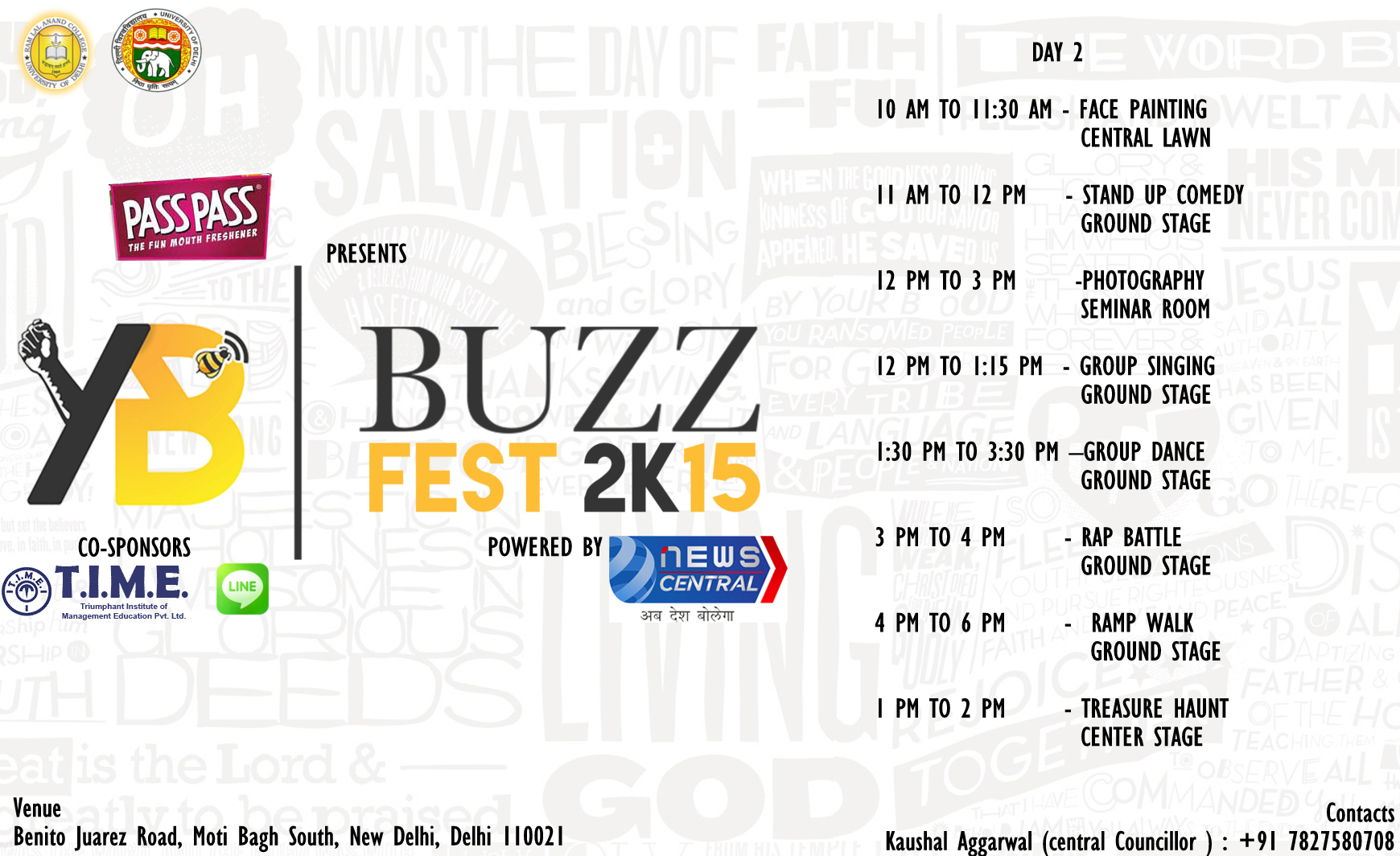 RLA BUZZ FEST 2K15 : FINAL DAY
