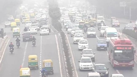 10 year old diesel vehicales banned in Delhi
