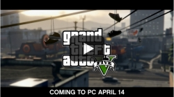 GTA 5 PC To be released this April 14th
