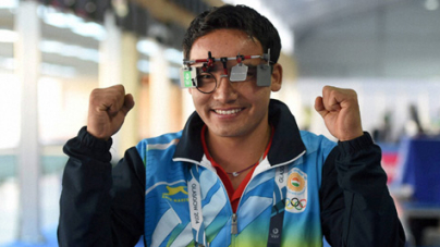 Jitu Rai won bronze at ISSF World Cup held at South Korea !!