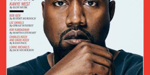 Kanye West and Kim Kardashian Headline Time Magazine's Most Influential People List