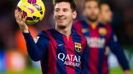 The Magical Messi
