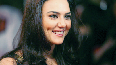 """Preity Zinta confirms she is in a relationship with """"someone nice!"""""""
