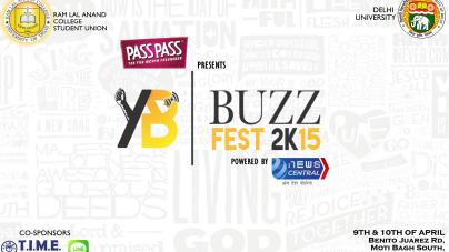 RLA BUZZ FEST 2K15