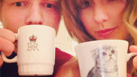 In Case You Were Wondering, This Is What Ed Sheeran Thinks of Taylor Swift's New Relationship!