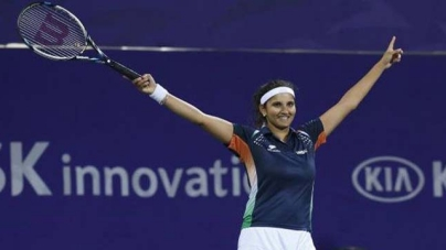Sania Mirza Becomes World No.1 in Doubles Tennis !!