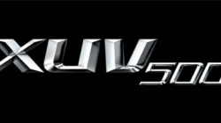 Mahindra teases the facelifted XUV 500