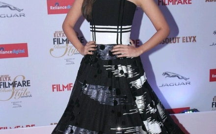 Absolut Elyx Filmfare Glamour and style awards