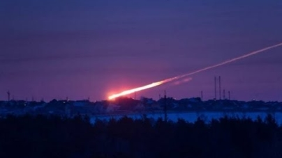 Killed by Meteorite:First time in Modern history