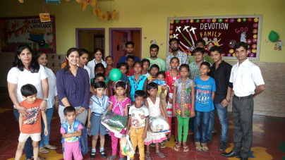 Campus Charity Drive @ Children's Valley Pre-School,Greater noida
