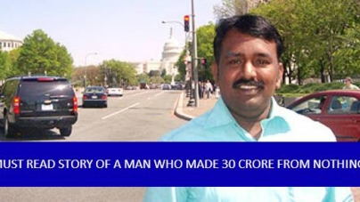 Man who made 30 Crore from Nothing!