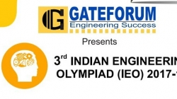 "Make your Future bright with ""Indian Engineering Olympiad(IEO) ""2018"